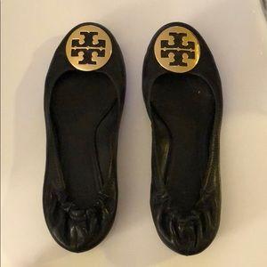 Tory Burch Reva Flats Size 8